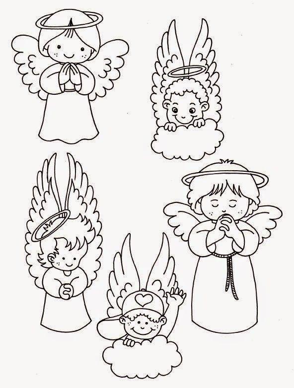 Quienes Son Los Angeles De La Guarda Colorea Oraciones Al Angel De La Guarda Angel De La Guarda Dibujos De Bautizo Arte De Angel