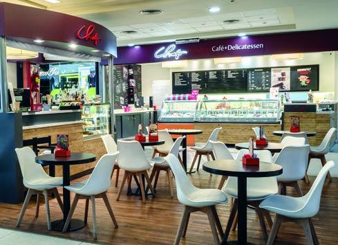 Diseño de locales para heladerías – Chungo – Devoto Shopping – Estudio BG+A