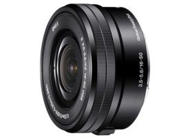 Sony E-mount SELP1650