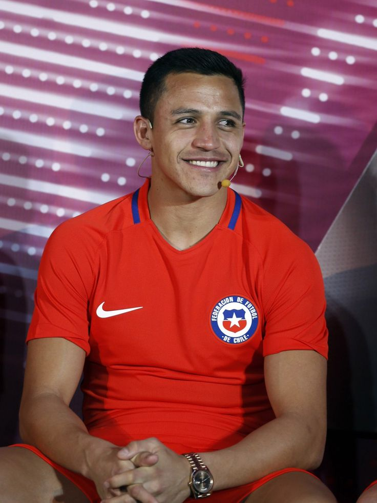 Alexis Sanchez. Chile NT.