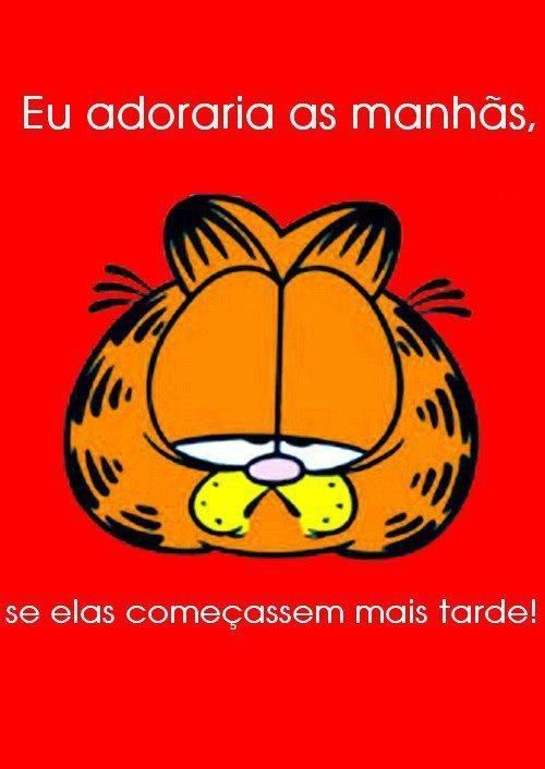Garfield : Mondays Suck - Mini Poster 40cm x 50cm (new & sealed)