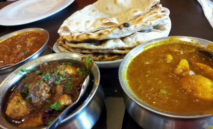 Indian Kitchen.must try.