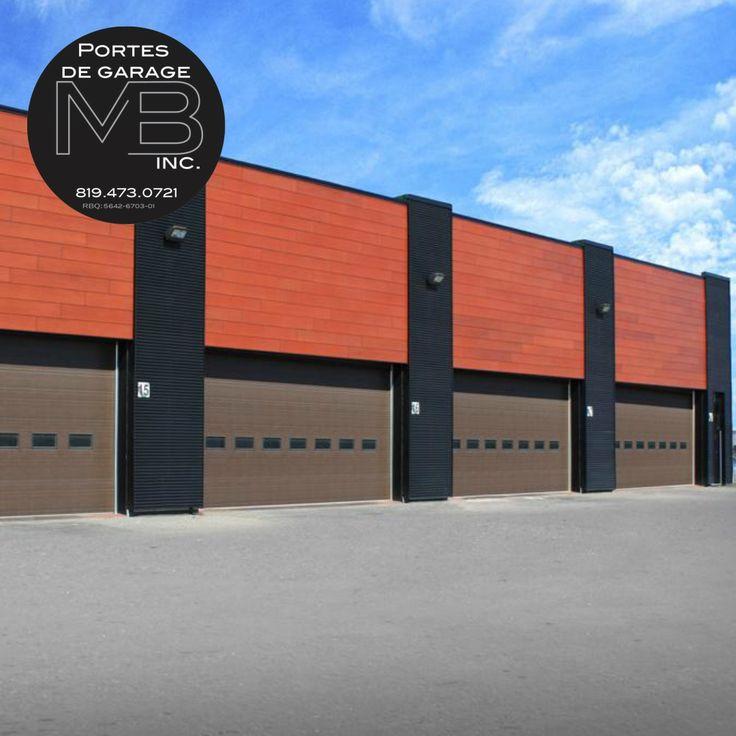 10 best commercial roll up doors images on pinterest for Garage door repair bowie md
