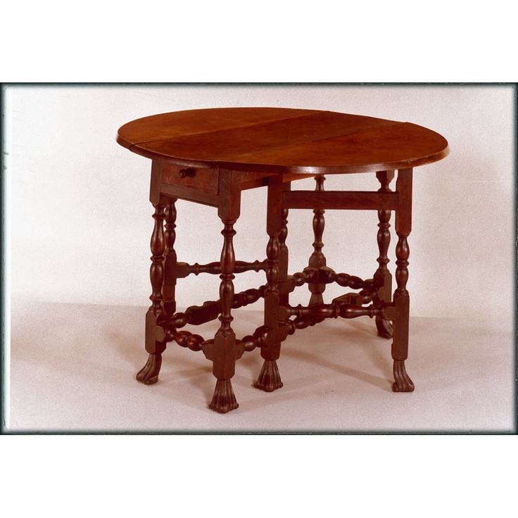 Dining Table 1715 1730 New Hampshire