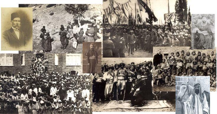 Seyfo 1915, le génocide des Assyriens (Syriaques)L'Institut du Patrimoine wallon, l'Archéoforum de Liège et l'Institut syriaque de Belgique présentent l'exposition « Seyfo 1915, le génocide des Assyriens (Syriaques) ».