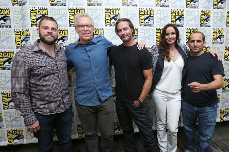COLONY Comic-Con Interviews With Josh Holloway, Sarah Wayne Callies, Peter Jacobson, Carlton Cuse And Ryan Condal