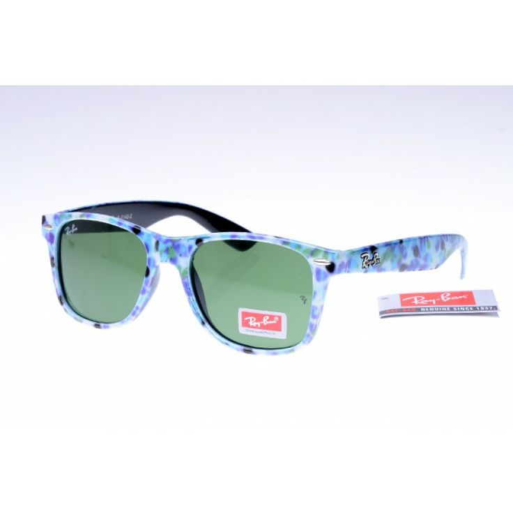 Rare Prints Ray Ban 2132 New Wayfarer Sunglasses for Sale RPNW01 $23.14