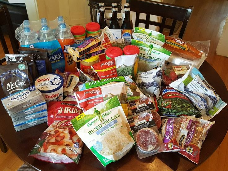 Low Carb Groceries for Easy Low Carb Meals
