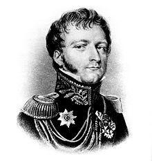 August von Kruse, generale Nassau