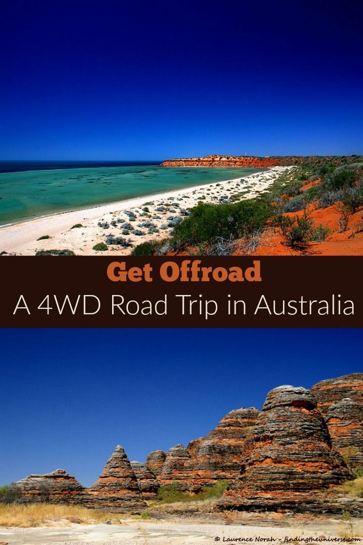 Offroading in Australia: Photos from a 4WD camping road trip through the outback, remote beaches, and national parks of Western Australia. Guest post and photography by Laurence Norah.