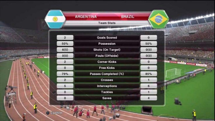 nice  #2014 #argentina #brazil #evolution #gameplay #Konami #ngb #pes #pes2014 #pesproductions #pro #ProEvolutionSoccer2014 #soccer #v #wenb Pro Evolution Soccer 2014 (PES 2014) - Argentina v Brazil gameplay http://www.pagesoccer.com/pro-evolution-soccer-2014-pes-2014-argentina-v-brazil-gameplay/