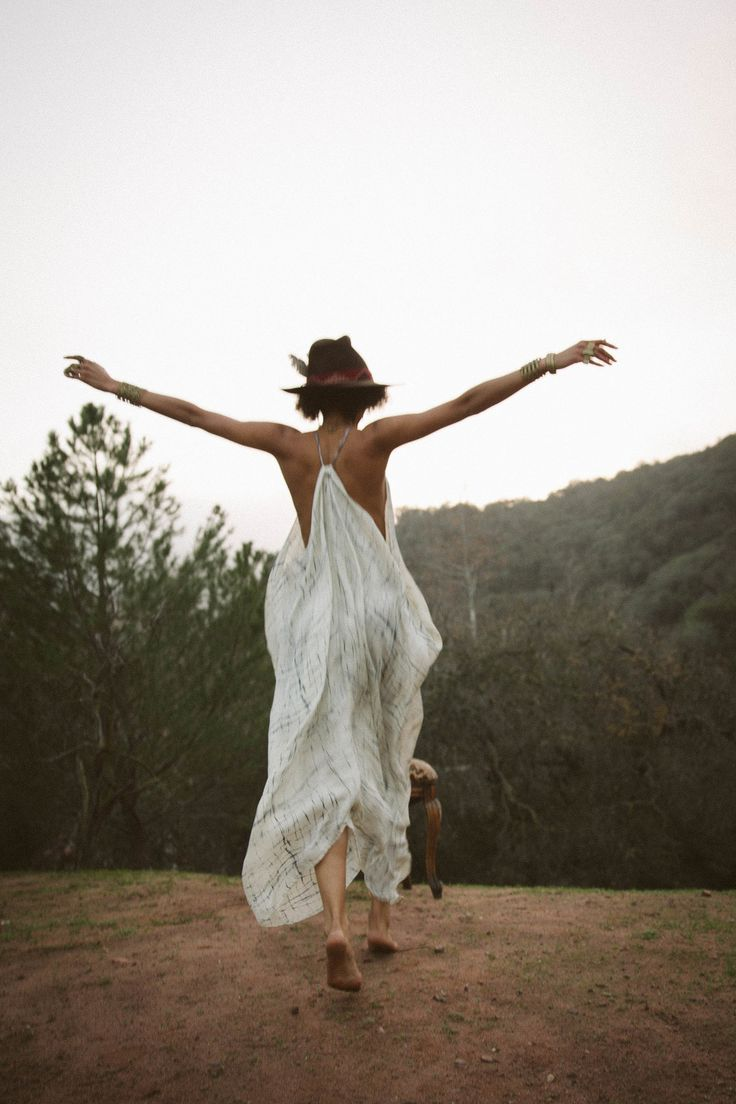 WOOO! That'll be me to his weekend in the mountains with short hair, arms out happily, and a flowy summer dress!