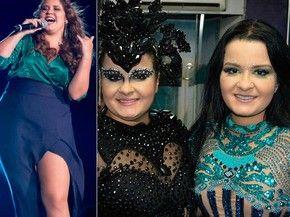 Marília Mendonça e Maiara & Maraísa fazem show em Salvador. Bahia (Foto: Arte G1)