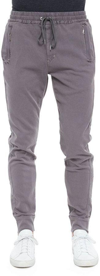 Joe's Jeans Brixton Slim Jogger Pants, Slate  #sponsored