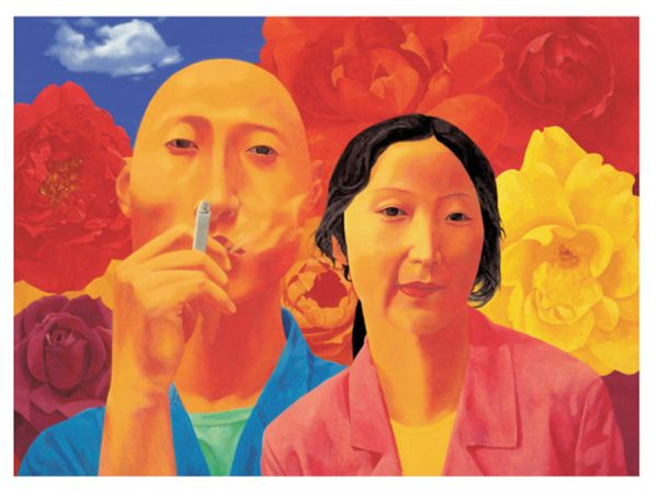 Fang Lijun. Cynical Realism, a movement which developed in China in the 1990s focusing on the analysis of Chinese socio-political history in the 20th century.