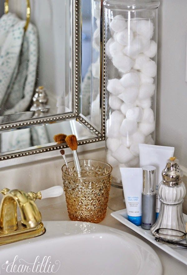 Our Inexpensive Mini Makeover On Our Master Bathroom (Includes A Cost  Breakdown And Some Tips