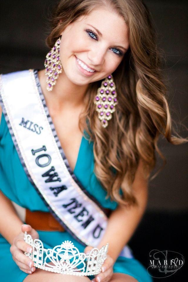 MariD Photography Miss Iowa Teen USA