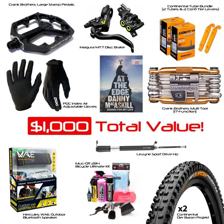 Active Trail Gear - Win $1,000 Worth of Mountain Bike Gear - http://sweepstakesden.com/active-trail-gear-win-1000-worth-of-mountain-bike-gear/