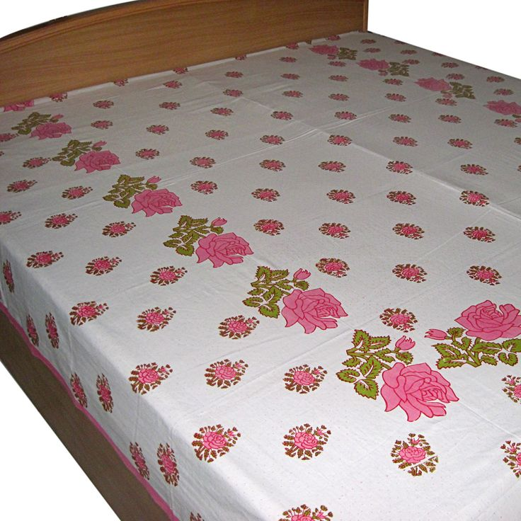 Merveilleux Cotton Printed Bed Sheets, King Size Bed Sheets, King Size Bed Sheets Sale