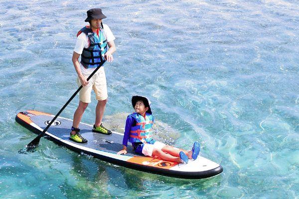 ハワイで大流行中!新感覚マリンスポーツ「SUP」7つの魅力 | TABI LABO