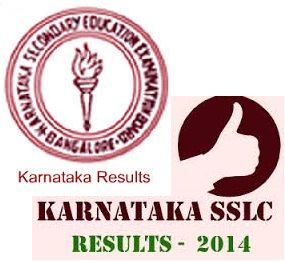 Karnataka Board SSLC exam result 2014 declared Watch