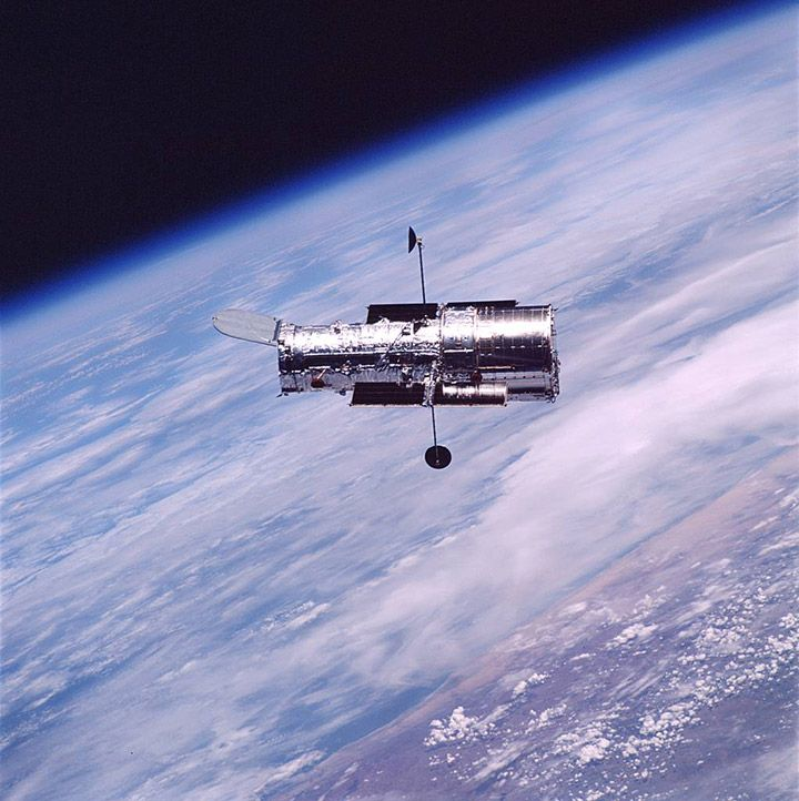 Two New Hubble-Quality Telescopes Gifted to NASA