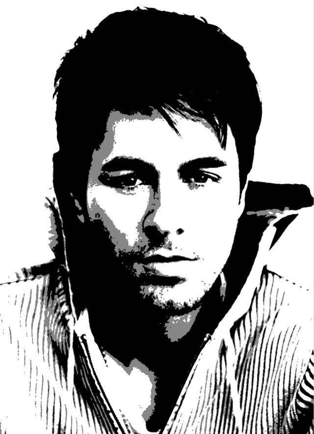 Slikovni Rezultat Za Enrique Iglesias Paintings