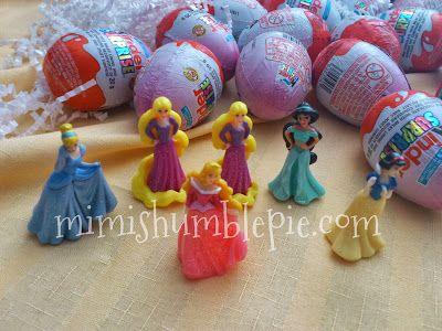 Kinder Surprise Princesses #Kindermom