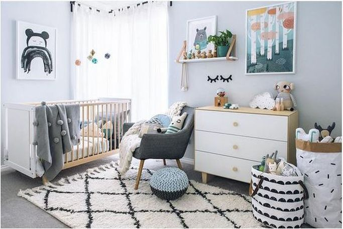 Best 17 Best Minimalist Gender Neutral Baby Nursery Ideas 400 x 300