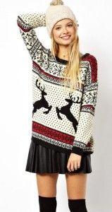 Pulover de iarna pentru fete cuminti