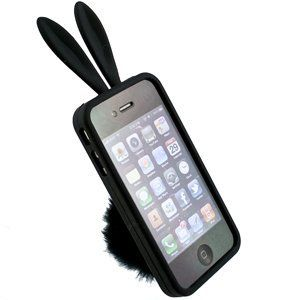 Bunny Cover Case for Apple #iPhone4 Only $3.20 while supplies last!