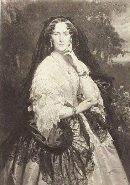 Княгиня Вера Федоровна Гагарина, ур. Пален (1835—1923), была замужем за шталмейстером князем Серегеем Сергеевичем Гагариным (1832—1890). Штоль Михаэль - скан