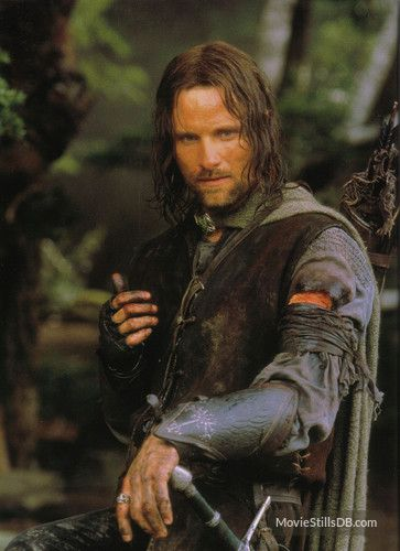 The Lord of the Rings: The Fellowship of the Ring (2001) Viggo Mortensen