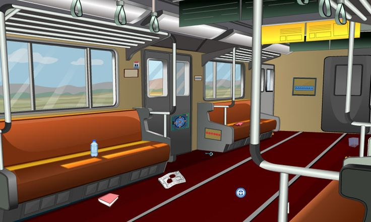 Unlock Train Escape game online in EightGames. Assume that you and your girl friend got trapped inside the unlock train. Just escape from there.