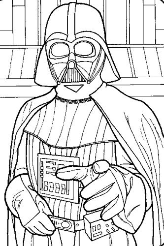 8 best Star Wars images on Pinterest | Coloring books, Coloring ...