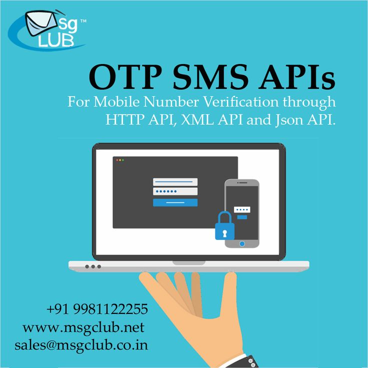 An OTP SMS gateway is primarily used for validating