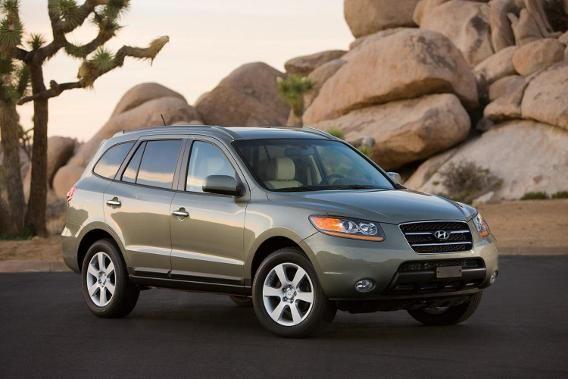 Hyundai Santa Fe Used Affordable Midsize SUVs