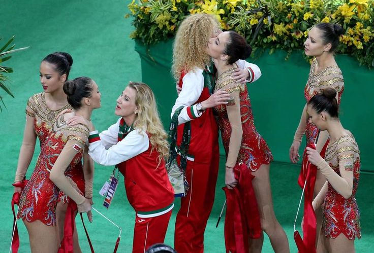 Group Bulgaria, Olympic Games (Rio) 2016