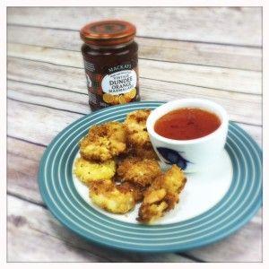 Recipe: Katsu Prawns with Spicy Orange Marmalade Sauce