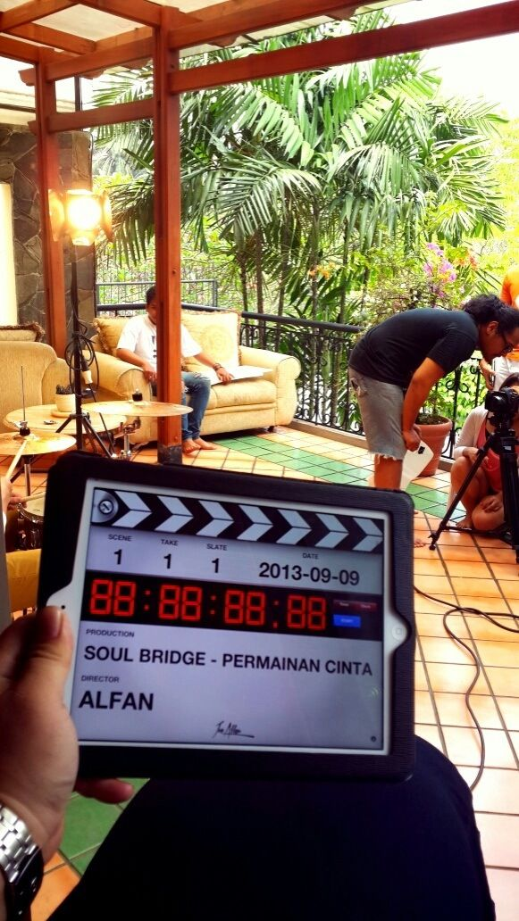 "MV for single ""Permainan Cinta"""