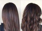 Pretty and Stylish Brunette Haircuts