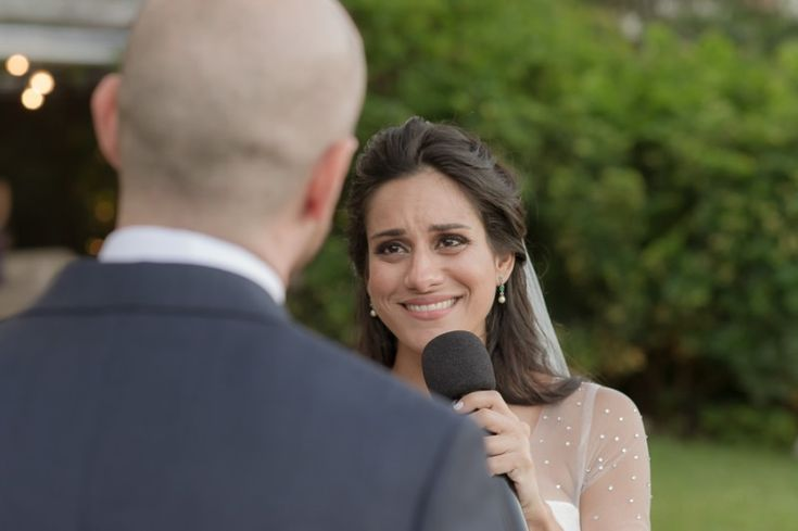 Votos de casamento: votos da noiva - Foto Marina Fava