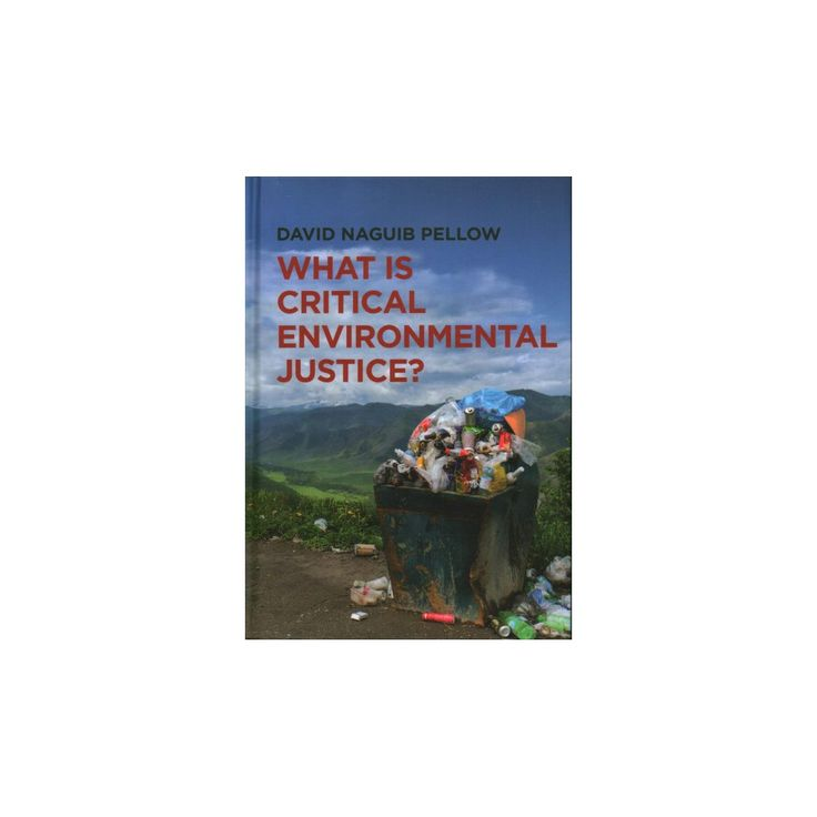 What Is Critical Environmental Justice? (Hardcover) (David Naguib Pellow)
