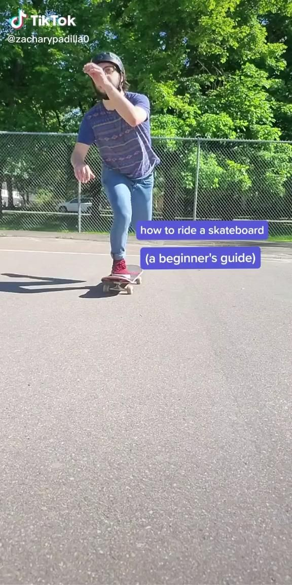 how to skateboard for beginners [Video] in 2020