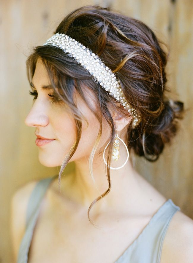hair band styles for long hair 1000 images about hair accessories on 1825 | 1051c2ffbb534c70b8ff32ca5a1e14e2
