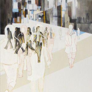 """Crossroads V"" by Lisa Chandler"
