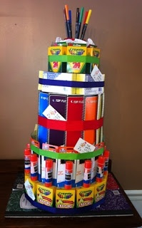 Teacher Appreciation Week Gift Ideas #teaching Looks like something my sisters would attempt.