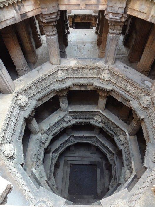 Dada Harir Vav, #Ahmedabad. Image ©Victoria S. Lautman
