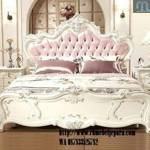 tempat tidur cat duco mewah