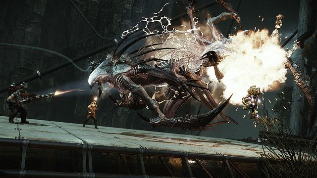 Evolve: PS4 Wraith Hands-on - http://videogamedemons.com/news/evolve-ps4-wraith-hands-on/